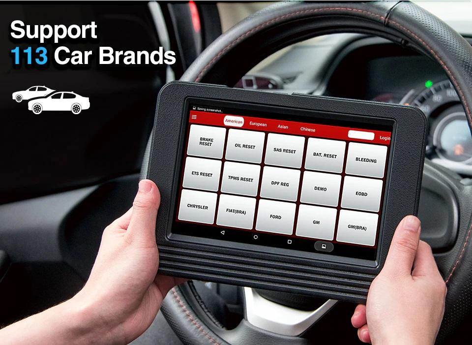 Diagnoza Tester auto profesional Multimarca,repar card,cartela,Renault,diagnoza dedicata pentru Gama Renault,