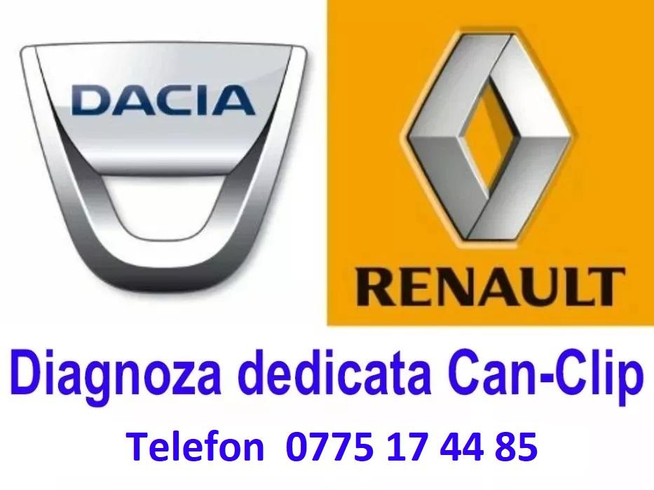 Diagnoza profesionala Renault,Dacia,Colentina,Dristor,Obor
